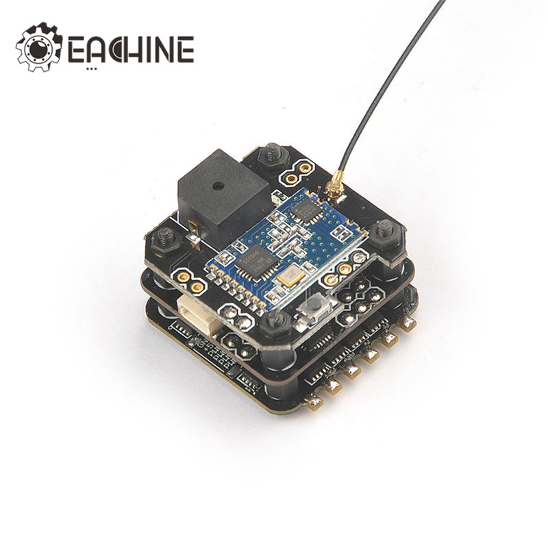 Eachine Minicube F4 Flight Controller Betaflight OSD 2-4S 20*20mm For Aurora 68 90 100 Lizard95 RC Multirotor FPV Racer Models special edition eachine minicube flytower 20x20mm compatible for frsky for flysky for dsm rx receiver f3 flight controller esc