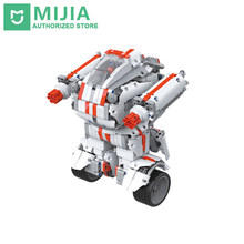 Xiaomi Mitu Robot Building Block Robot Bluetooth Mobile Remote Phone Control 978 Spare Parts Self-balance System Module Program(China)