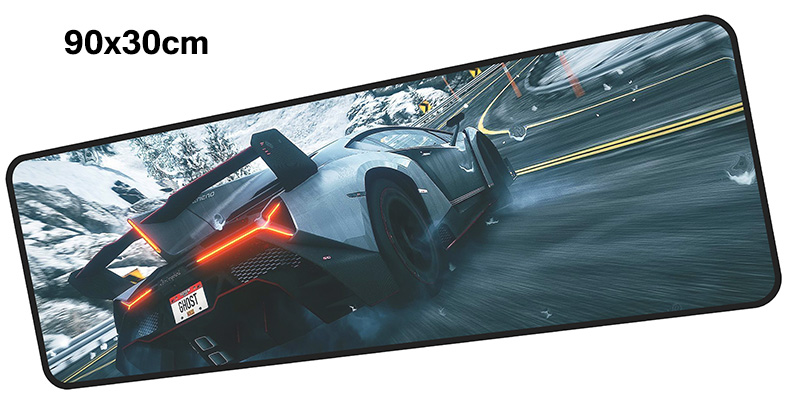 need for speed mousepad gamer 900x300X3MM gaming mouse pad High quality notebook pc accessories laptop padmouse ergonomic mat