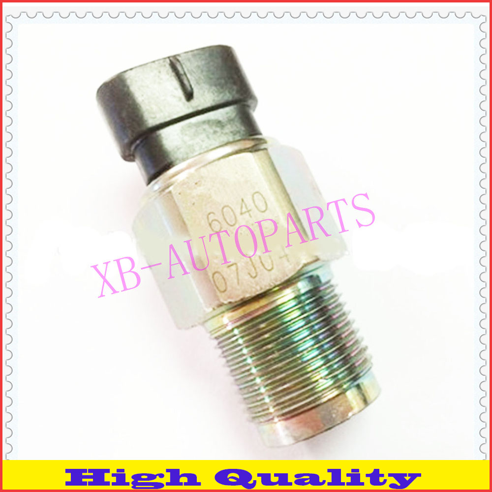 Capteur de pression à rampe commune d'origine 89458-12010,499000-6040 pour Toyota Avensis 2.0L D4D