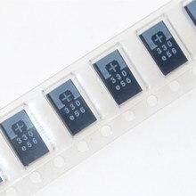 10 шт. SMD полимерные конденсаторы тантала 2R5TPE330M9 2.5 В 330 мкФ poscap, полимер емкость инженерия