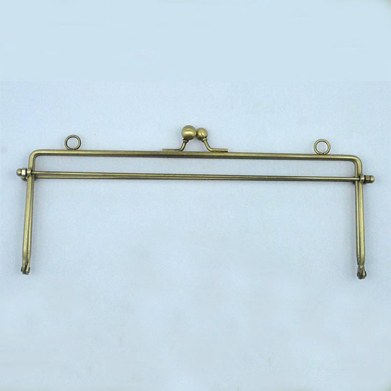 Large Purse Frame 20cm(8inch) Bag Frames Metal Sewing Frame ...