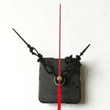 1 шт., кварцевые часы с минутной стрелкой, механизм для самостоятельного изготовления часов, механизм для частей часов, настенные часы, украшение дома
