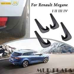 Mud flaps mudflaps respingo guarda-lamas para renault megane 1 2 3 4 grand gt grandtour rs troféu 2014 2015 2016 2017 2018 2019