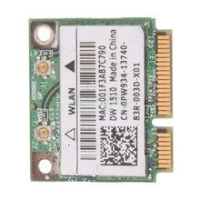 Новая мини беспроводная Wifi сетевая карта для DW1510 PW934 BCM94322HM8L зеленый