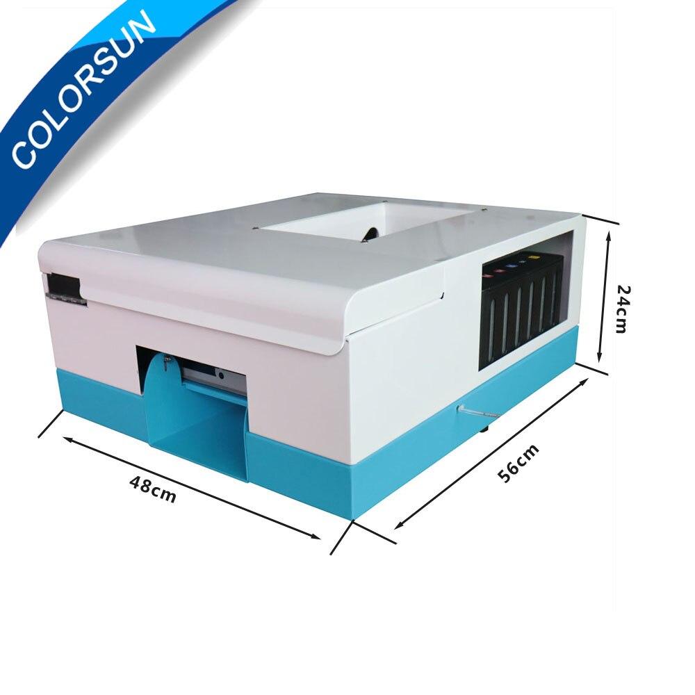 Mise à niveau automatique pvc imprimante de cartes pour 86mm * 54mm, 70mm * 100mm, 80mm * 110mm, 102mm * 148mm jet d'encre PVC carte d'identité machine d'impression