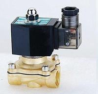 220VAC Methane Gas Fuel Propane 2 Ways NC Solenoid Valve 1/2 BSPP Connection CE