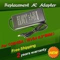 15V 5A 6.3*3.0mm for Toshiba PA3378U-1ACA PA3378U PA3378E-1ACA PA3378E PA3283U PA3283U-2ACA Power AC Adapter Supply charger