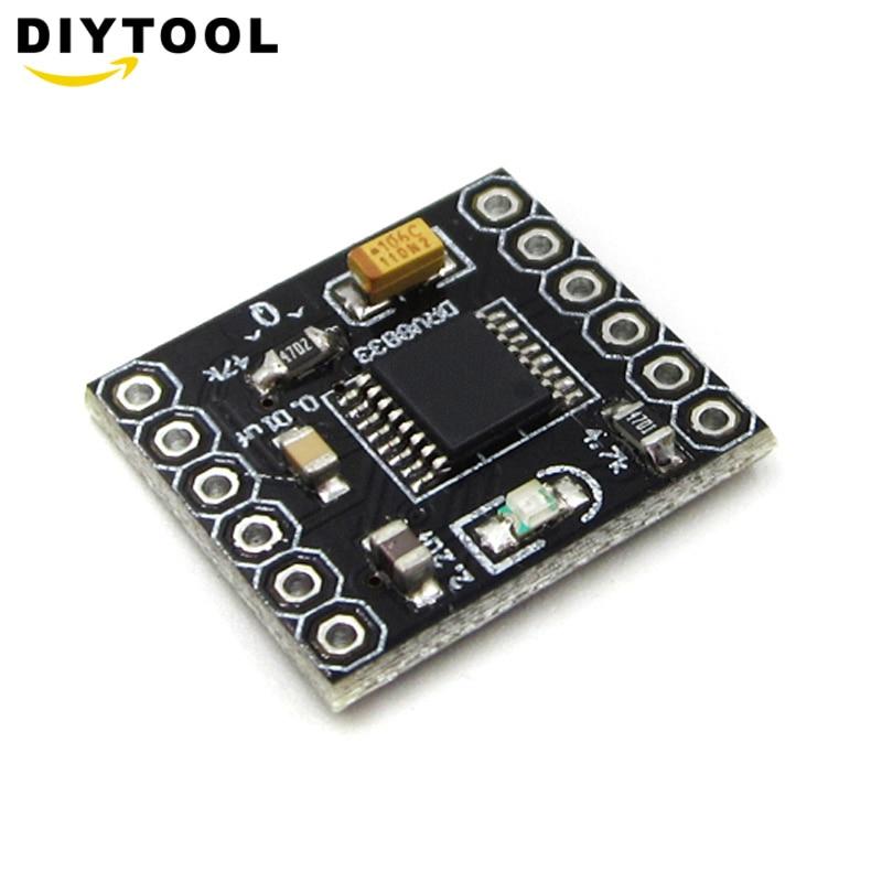 1pc DRV8833 2-Channel DC Motor Driver Module Board 1.5A 3V-10V 18.5*16mm