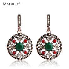 17021dbc462a Moda Top venta mujer joyas bijoux marca nueva llegada Niza joyería turca  verde Pendientes hombres Max brincos relogios oído