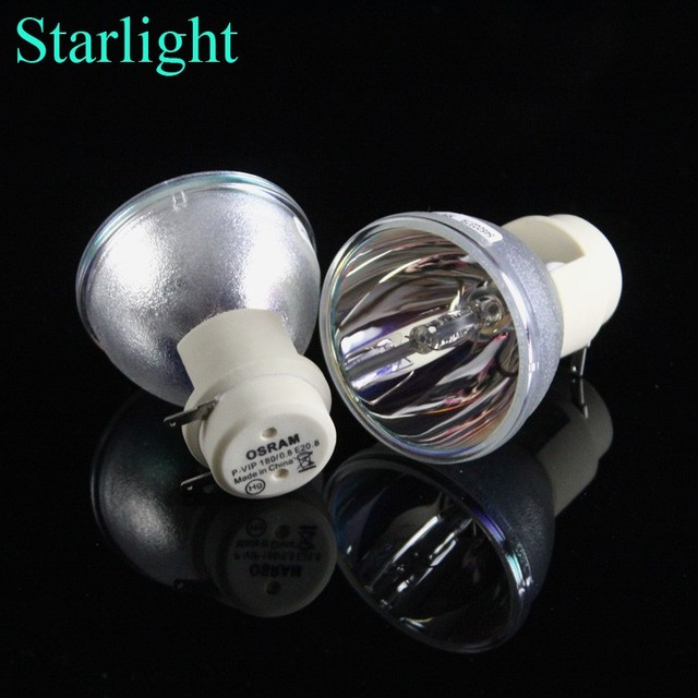 Original x110 x110p x111 x112 x113 x113p x1140 x1140a x1161 x1261 x1161p x1261p para acer p-vip 180/0. 8 e20.8 lâmpada do projetor