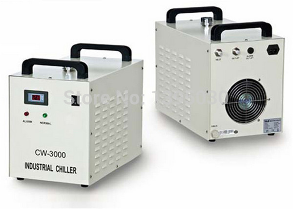 1pc 220V High quality Co2 laser chiller CW-3000AG 220V 50/60HZ 9L 10M for 80W CO2 glass laser tube сковорода rondell lumier 28cm rda 595