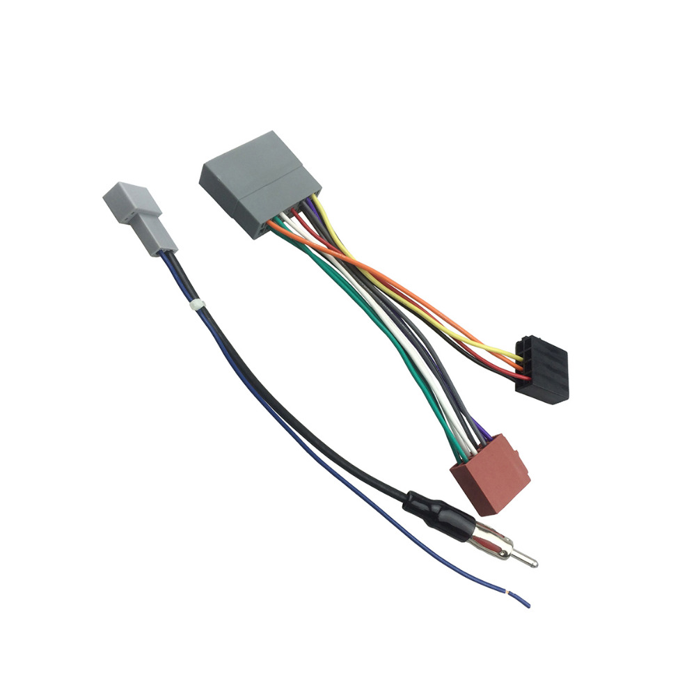 New Wiring For Honda Civic 2006 2011 Iso Harness Antenna Vauxhall Combo Aerial Adaptor Connector Stereo Installation Wire Cable In Cables