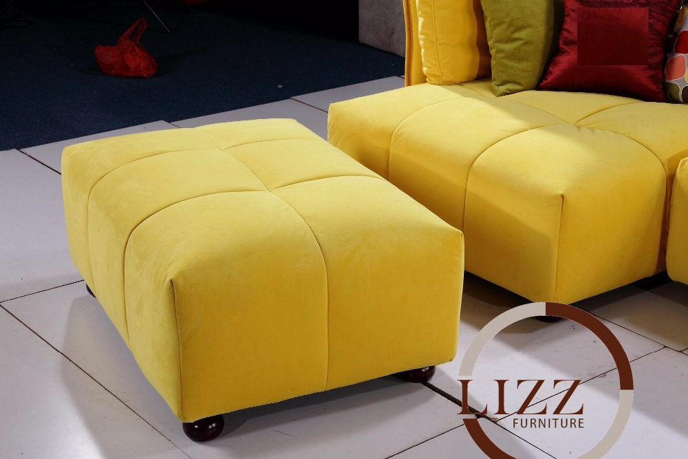 UK High Quality Fabric Sofa Living Room Modern Furniture AF569 L Shaped