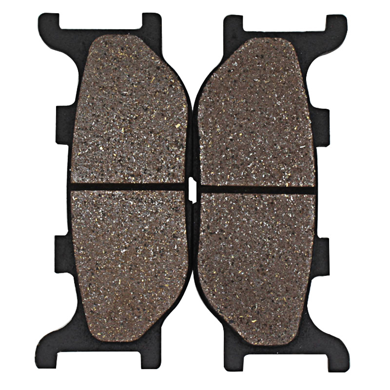 Cyleto Front Brake Pads for YAMAHA XJ6N ( Diversion ) 09-13 XJ6-S 06-13 MT-03 MT03 MT <font><b>660cc</b></font> 03 06-12 XV 1100 XV1100 Virago 1999 image