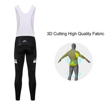 INBIKE зимний комплект из Джерси для велоспорта с длинным рукавом, одежда для гоночного велосипеда, комбинезон, теплая одежда для велоспорта MTB