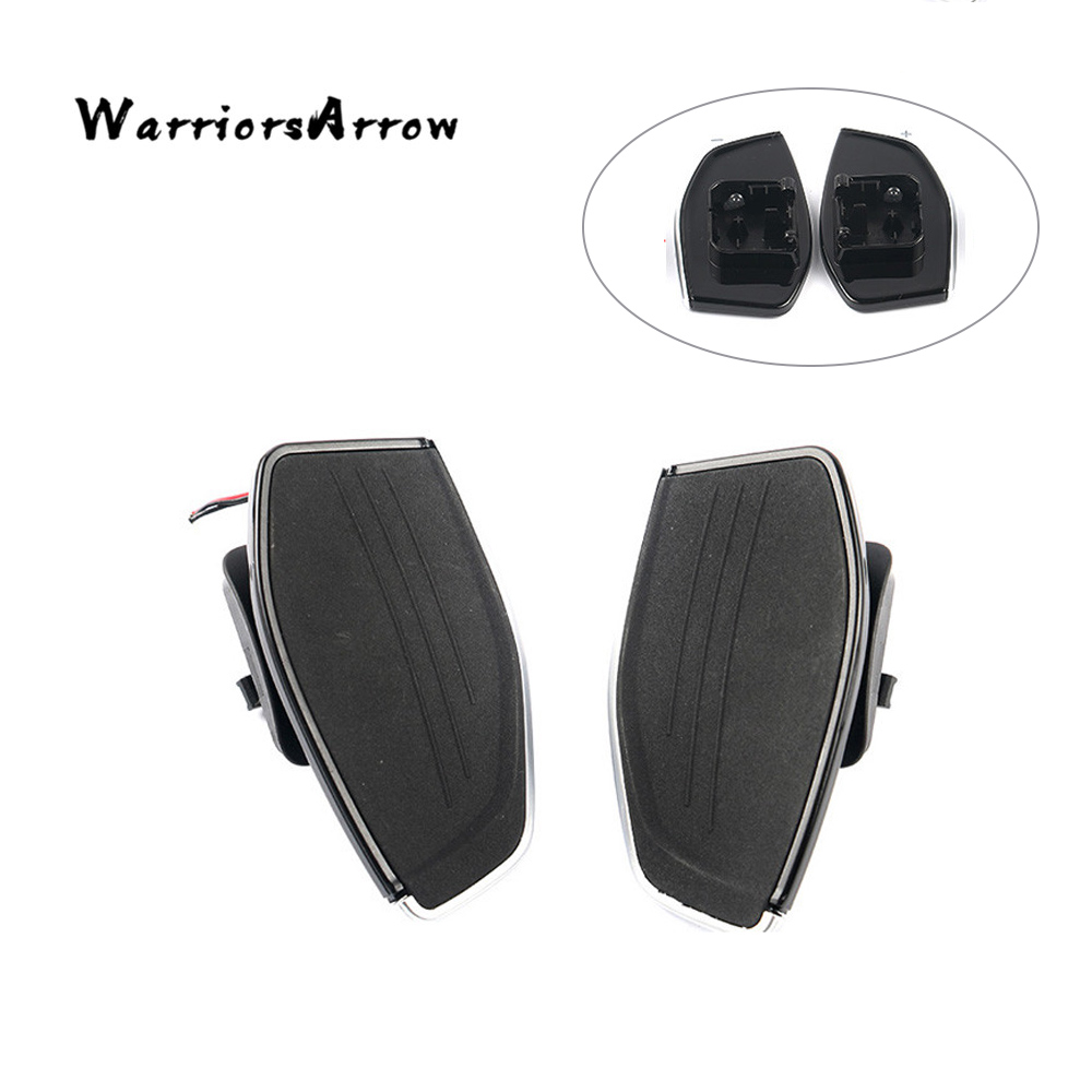 Pair R8 RS8 Style Steering Wheel Shift Paddle Case Shell No Unit For Audi A4 B9
