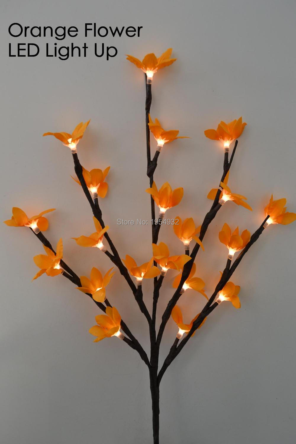 Online get cheap light up flowers aliexpress alibaba group led battery blossom forsytia branch light 20 20led light up forsytia branch wedding table decoration branch twig light reviewsmspy