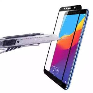 Schutz Glas Für Huawei Honor 7x7 s 7a 7c Pro Gehärtetem Glas Auf Die 7 X S EIN C X7 S7 A7 C7 7apro 7cpro Fall ScreenProtector