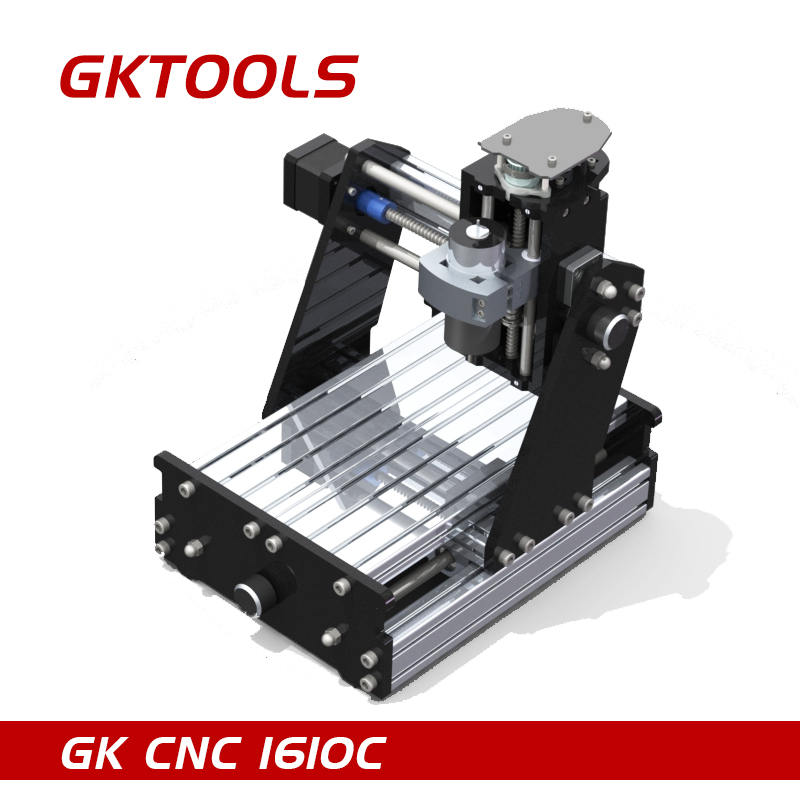 GK CNC 1610C,DIY Engraving Machine OPENBUILDS Medium Type Large scale Small scale CNC Processing Wood Metal Plastic pneumatic parts standard type mhc2 smc type compress air parts double acting cylinder angular style air gripper sanmin