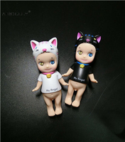 2pcs Lot 8cm Sonny Angel Animal Baby Action Figure Original Limited Edition Gift For Baby Kids