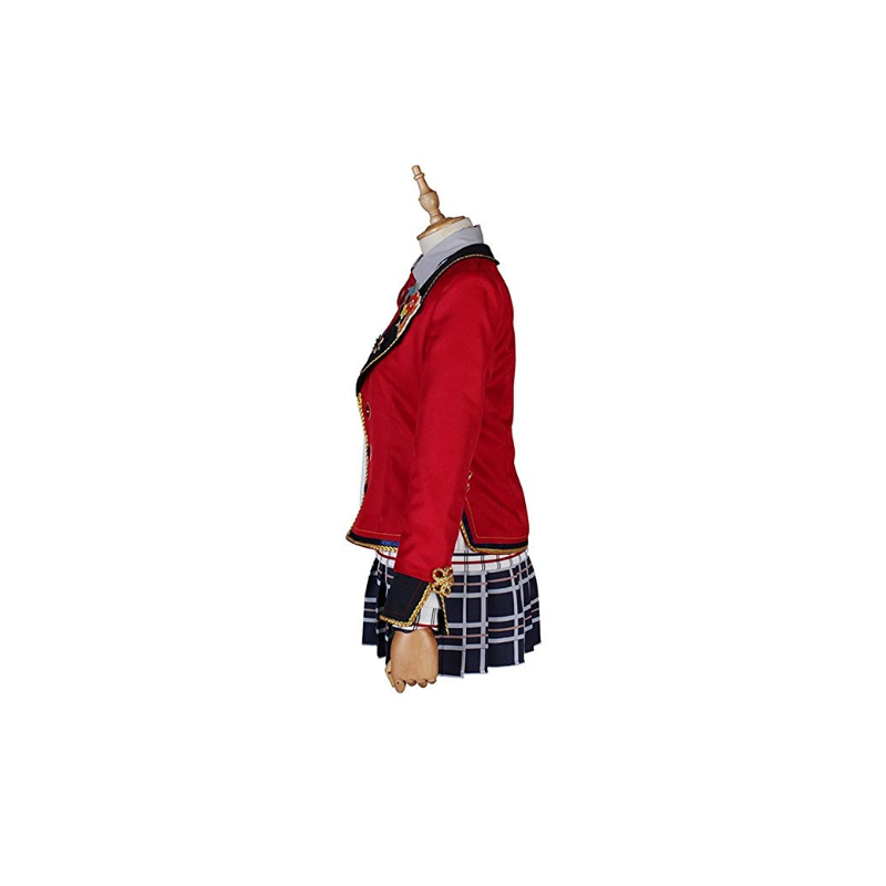 Love Live Sunshine Cosplay Ruby Kurosawa Cosplay Costumes Uniform Outfit Anime Cosplay Costume Halloween Carnival Cosplay