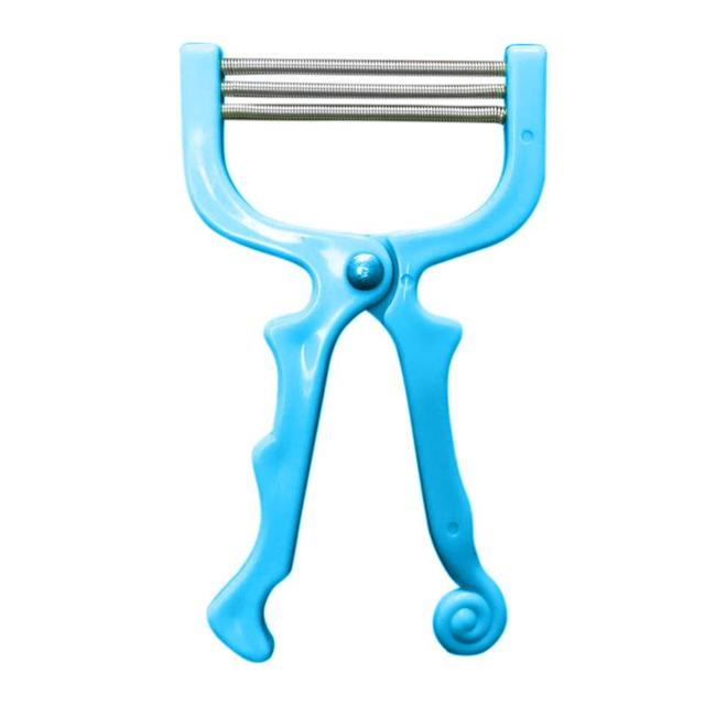 1 pcs  Facial Hair Remover Tool Face Beauty 3 Spring Threading Removal Epilator  Drop Shipping 2018f2