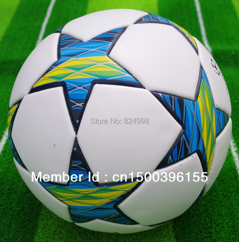 Free shipping soccer ball/football,TPU material,420g/pcs,free with ball pump+net bag+2pcs needle.Shipped randomly