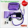 Blood Pressure Monitor Cuff & Stethoscope Kit Arm Aneroid Sphygmomanometer Pouch