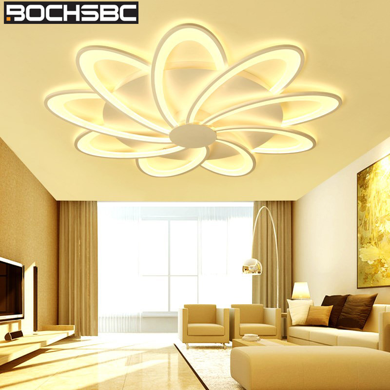 BOCHSBC Art Deco Ceiling Lamp Modern Acrylic Lampshade Lights for Living Room Bedroom Dining Room LED Lamp Lighting FixturesBOCHSBC Art Deco Ceiling Lamp Modern Acrylic Lampshade Lights for Living Room Bedroom Dining Room LED Lamp Lighting Fixtures