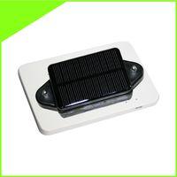 Solar Power Gps Vehicle Tracker CCTR 808S Tracks Your Car By Free Android Ios App Via