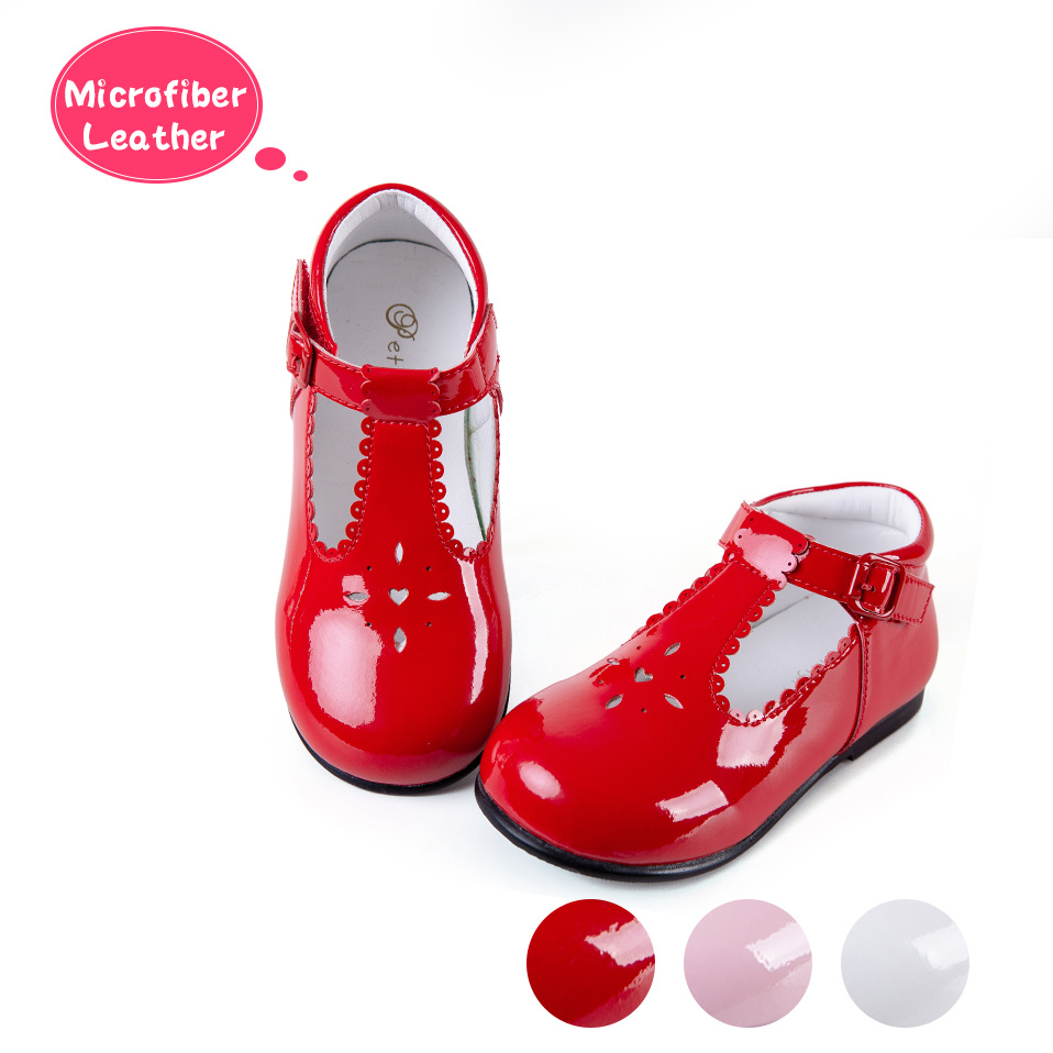 Pettigirl 2019 Girls Hollow Shoes 3 Colors Microfiber Leather Shoes Handmade Kid Shoes US Size (Without Shoe Box) A-KSG009-04Pettigirl 2019 Girls Hollow Shoes 3 Colors Microfiber Leather Shoes Handmade Kid Shoes US Size (Without Shoe Box) A-KSG009-04