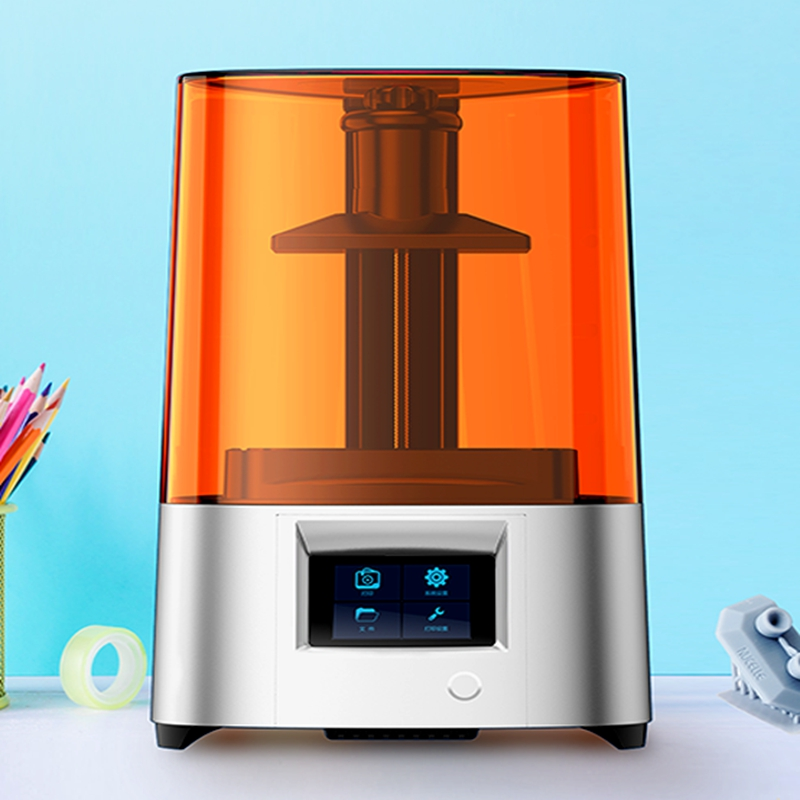 HOT SALE] Kelant Orbeat D100 3D Printer Touch LCD Screen DLP UV LED