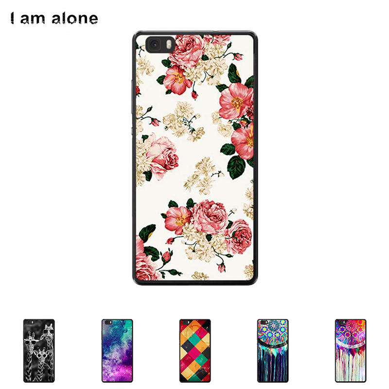 For Huawei P8 lite 2015 Case Hard Plastic 5.0 inch Cellphone Mask Case Protective Cover Housing Skin Mask For Huawei P8LITE