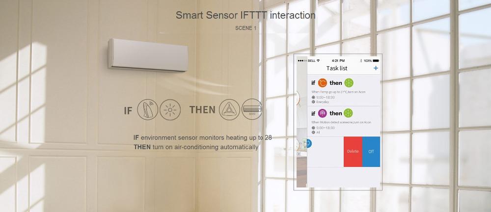 Broadlink RM Pro RM3 2018 Nouvelle Version RM Mini 3 Universel Intelligent IR + RF + Wifi À Distance Contrôleur Pour Ios Android Smart Home 17