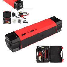 1000A Peak Current Car Jump Starter Power Bank 12v Emergency Car Battery Charging Units Booster Multi-function Car Jump Starter