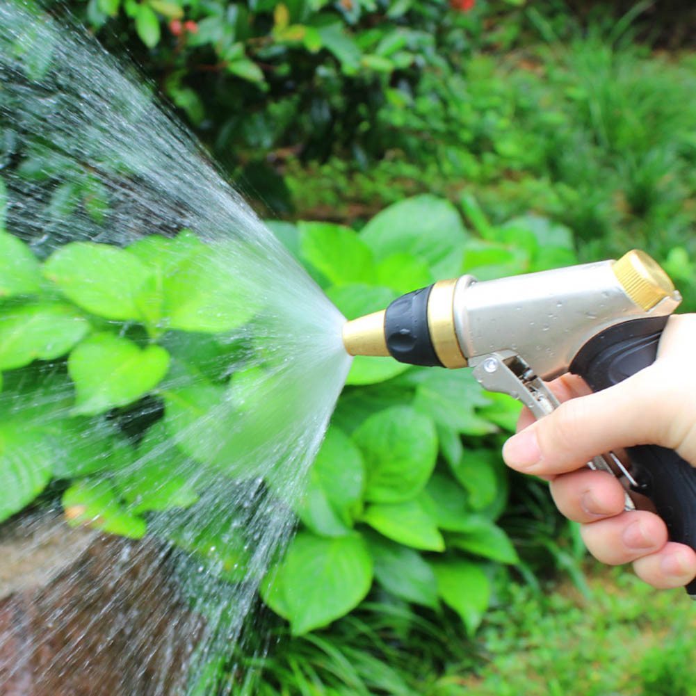 Convenient Garden Water Sprayers for Watering Lawn Spray Water Nozzle Car Washing Cleaning Sprinkle Tools XH8Z AU14