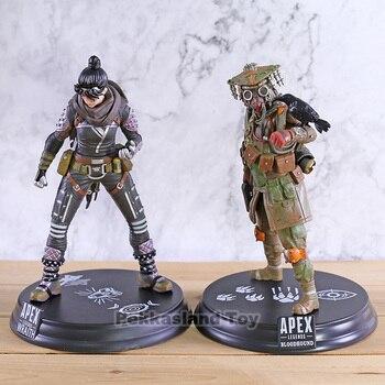 Anime Game Apex legends Bloodhound Wraith PVC Figure Model Toys 2