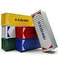 BOHS Marca Liga Kaidiwei 1:50 Escala Navio Barco Modelo Container Cargueiro Oceangoing Seis Cores Opcionais Ornamentos