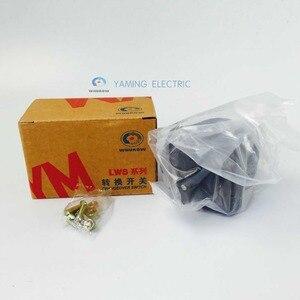 Image 5 - LW8 10D202/2 휴대용 프로모션 380 v 10a 8 터미널 3 위치 로터리 캠 전환 스위치 유용한 도구 도매