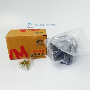 Image 5 - LW8 10D202/2 Portable Promotion 380V 10A 8 Terminals 3 Positions Rotary Cam Changeover Switch Useful Tool Wholesale