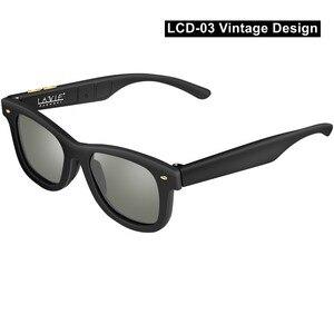 Image 3 - Eletrônico ajustável escurecimento óculos de sol lcd design original lentes polarizadas de cristal líquido fornecimento direto da fábrica transporte da gota