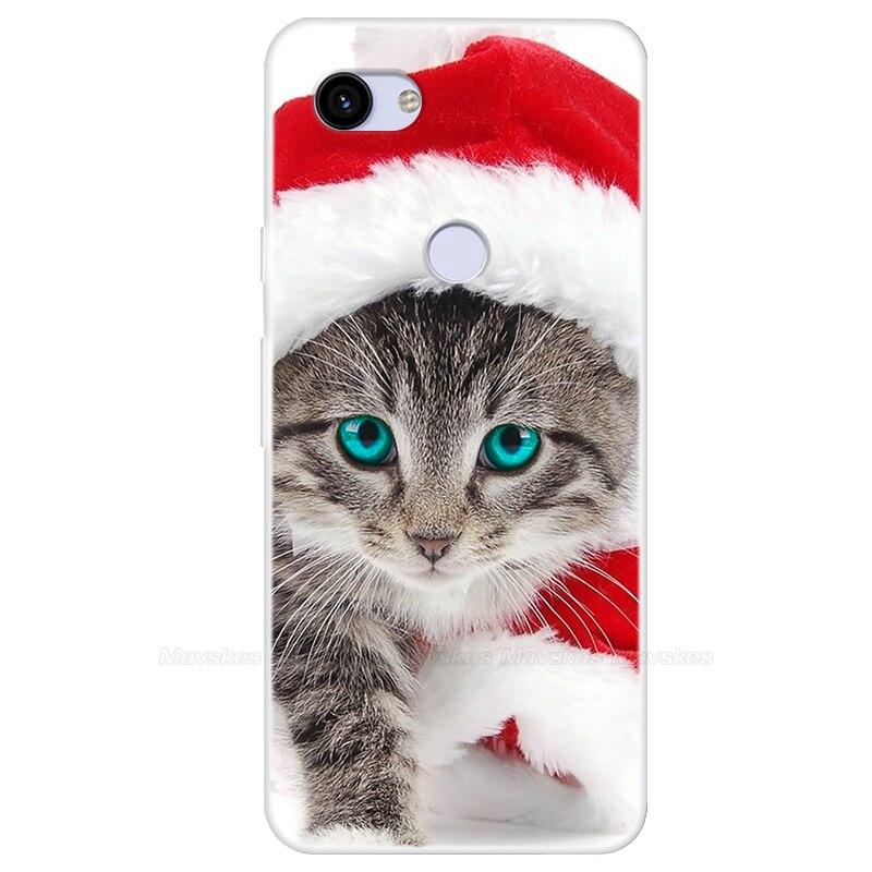 For Google Pixel 3A XL Case Soft Silicone Phone Case Cartoon For Google Pixel 3A Case For Pixel 3A 3 A TPU Case Cover Fundas