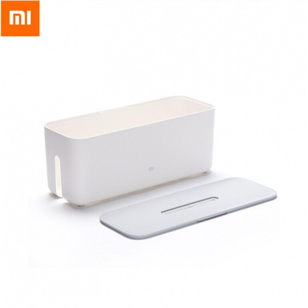 Original Xiaomi Smart Power Strip Socket Plug Storage Box Organize Box Container Power Cord Socket Storage