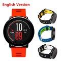 Original xiaomi amazfit huami smart watch ip67 1.34 polegada resolução 320x300 suporte de monitor de freqüência cardíaca gps para ios android phone