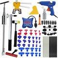 PDR Gereedschappen Voor Auto Kit Instrumenten Auto Lichaam Reparatie Kit Dent Puller Removal Dent Lifter Tool Set Zuignap Voor auto Deuken