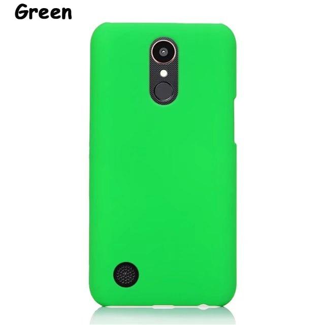 Green Phone case lg k20 flip 5c64f48292983