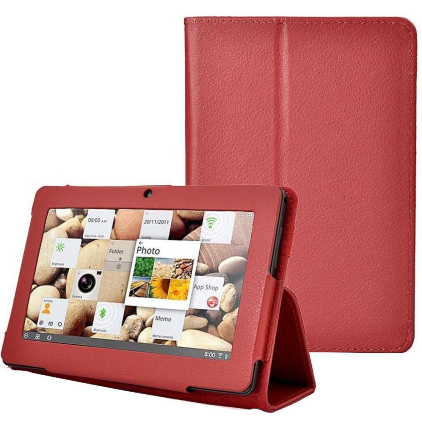 Mosunx folio Faux cuero Flip protección 7 pulgadas Tablets para zeepad para chromo para Android Tablets Q88 de28 nave de la gota