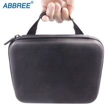 Abbree 2 способ радио сумки Коробка для хранения/сумка для переноски Радио Чехол для Baofeng UV-5R 5RA/B/C /D/E/UV-82 UV-9R UV-XR Walkie Talkie
