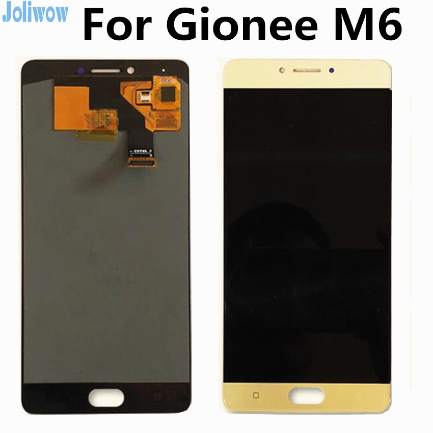 For Gionee M6 GN8003L LCD Display Touch Screen Digitizer Assembly Replacement Accessories